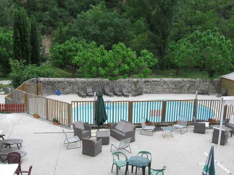 camping ardèche sud piscine