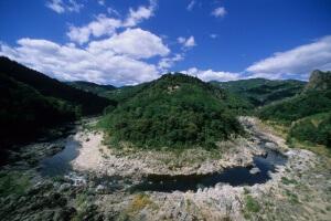 camping vallée de l'Eyrieux