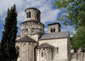 abbaye cruas ardeche