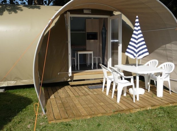 location bungalow ardeche