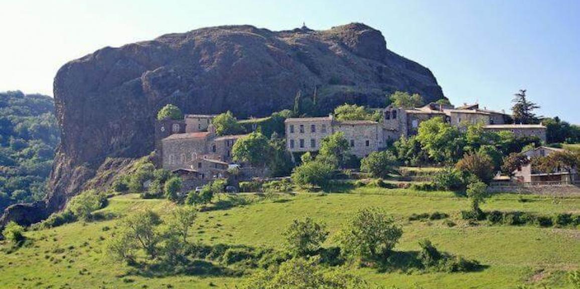 Randonnée en pays de Berg et Coiron